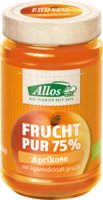 Frucht Pur Aprikose  Allos