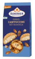 Dinkel Cantuccini 150g Sommer&Co